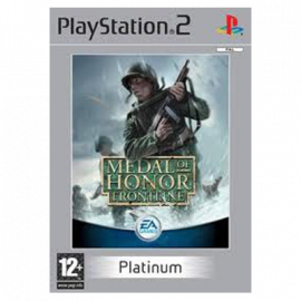 Medal of Honor Frontline Platinum PS2 (SP)