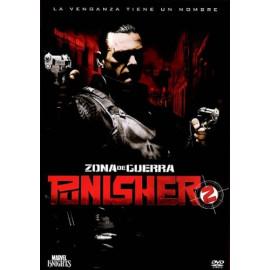 The Pusnisher 2 Zona de Guerra DVD