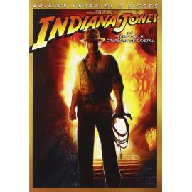 Indiana Jones y el Reino de la Calavera de Cristal Ed. Especial DVD