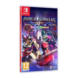 Power Rangers Battle for the Grid Super Edition Switch (SP)