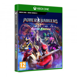 Power Rangers Battle for the Grid Super Edition Xbox One (SP)