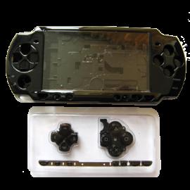 Carcasa Completa Negra PSP Slim