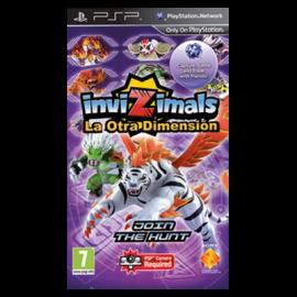 Invizimals La Otra Dimension (Shadow Zone) PSP (SP)