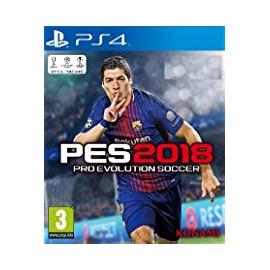 PES 2018 PS4 (SP)