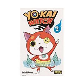 Manga Yo-kai Watch Norma 02