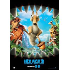 Ice Age 3 3D BluRay (SP)