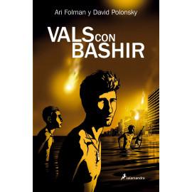 Comic Vals con Bashir Salamandra