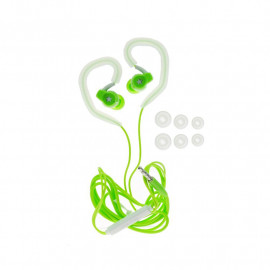Auriculares BlueStar Sport SP80 Verde