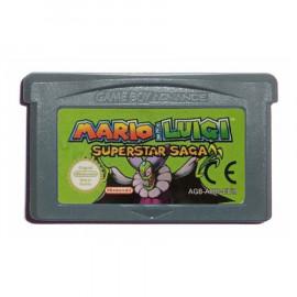 Mario y Luigi: Superstar Saga GBA