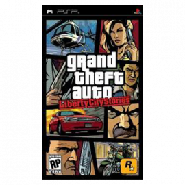 GTA Liberty City Stories PSP (SP)