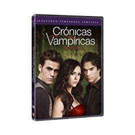 Cronicas Vampiricas Temporada 2 BluRay (SP)