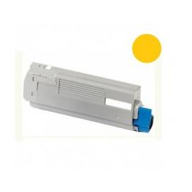 Toner OKI C5850 Yellow