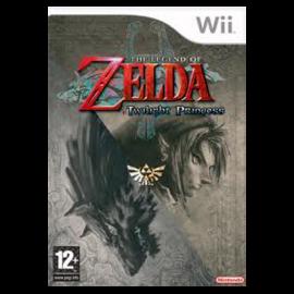 The Legend of Zelda: Twilight Princess Wii (SP)