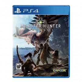 Monster Hunter World PS4 (SP)