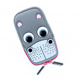 Funda/Soporte Universal Smartphone Hipopotamo