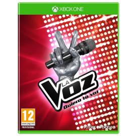 La Voz Quiero tu Voz Xbox One (SP)