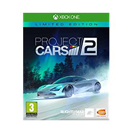 Project Cars 2 Ed. Limitada Xbox One (SP)