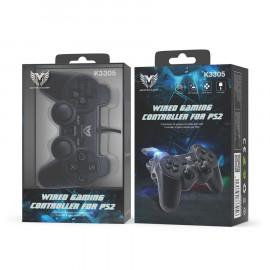 Mando Compatible MTK PS2 Negro
