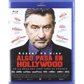 Algo Pasa en Hollywood BluRay (SP)