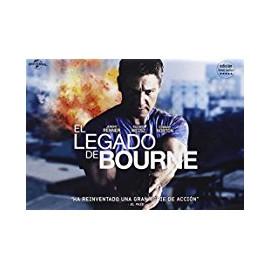 El Legado de Bourne DVD
