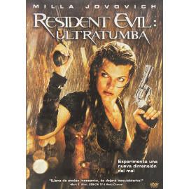 Resident evil Ultratumba DVD