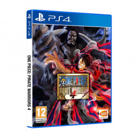 One Piece: Pirate Warriors 4 PS4 (SP)
