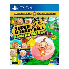 Super Monkey Ball Banana Mania Launch Edition PS4 (SP)