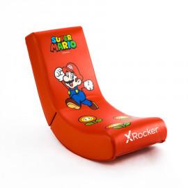 Silla Gaming X Rocker Super Mario ALL-STAR Collection Mario