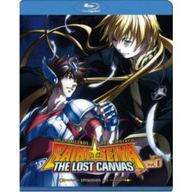 Saint Senya: The Lost Canvas Temporada 1 Volumen 1 BluRay (SP)