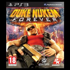 Duke Nukem Forever PS3 (SP)