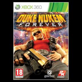 Duke Nukem Forever Xbox360 (SP)