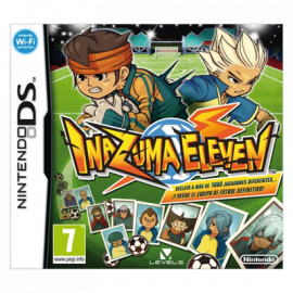 Inazuma Eleven DS (SP)