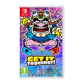 Wario Ware: Get it Together Switch (SP)