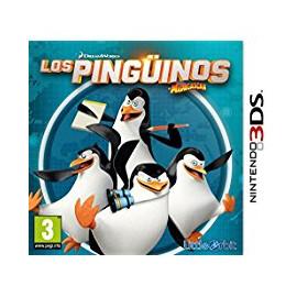 Los Pinguinos de Madagascar 3DS (SP)