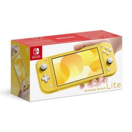 Nintendo Switch Lite Amarilla A
