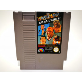 Wrestlemania Challenge NES