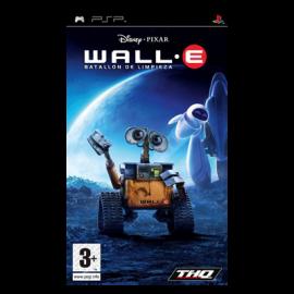 Wall-E Batallon de limpieza PSP (SP)