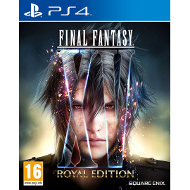Final Fantasy XV Royal Edition PS4 (SP)