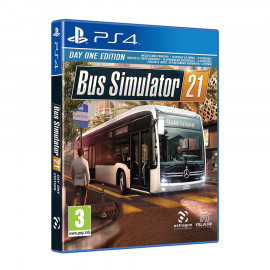 Bus Simulator 21 Day One Edition PS4 (SP)