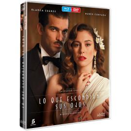 Lo Que Escondian Sus Ojos DVD + BluRay (SP)