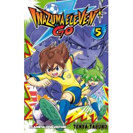 Manga Inazuma Eleven Go Planeta 05