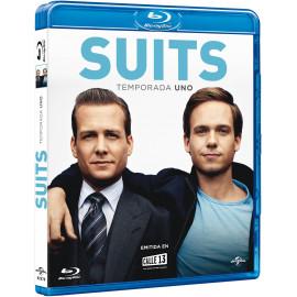 Suits Temporada 1 BluRay (SP)