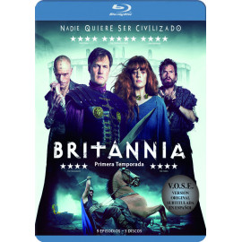 Britannia Temporada 1 BluRay (SP)