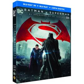 Batman V Superman: El Amanecer De La Justicia 3D + BluRay (SP)