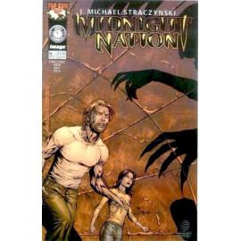 Comic Midnight Nation Planeta 11