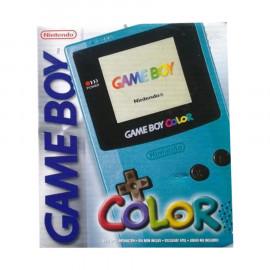 Game Boy Color Azul A
