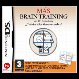 Mas Brain Training DS (SP)