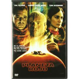 Planeta Rojo DVD