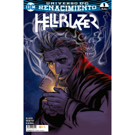 Comic HellBlazer ECC 01
