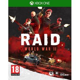 RAID: World War II Xbox One (SP)